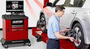 Houston Mercedes-Benz Wheel Alignment Service