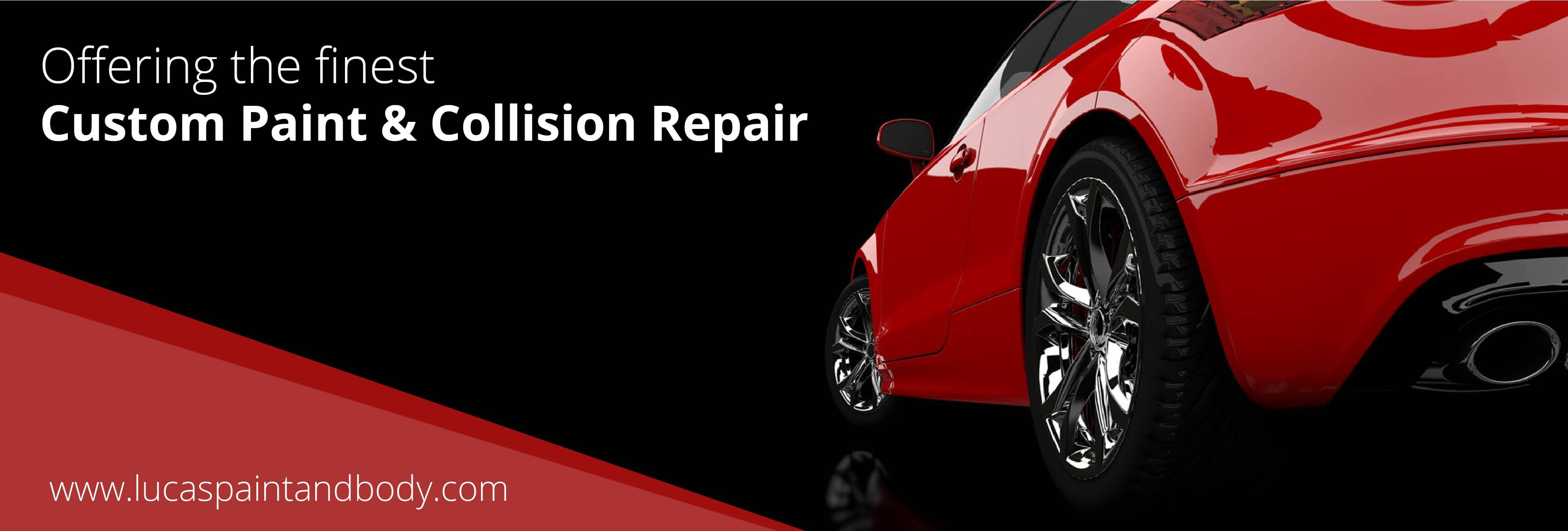Paint and Body Houston, Collision Repair, Dent Repair | Lucas Paint and Body