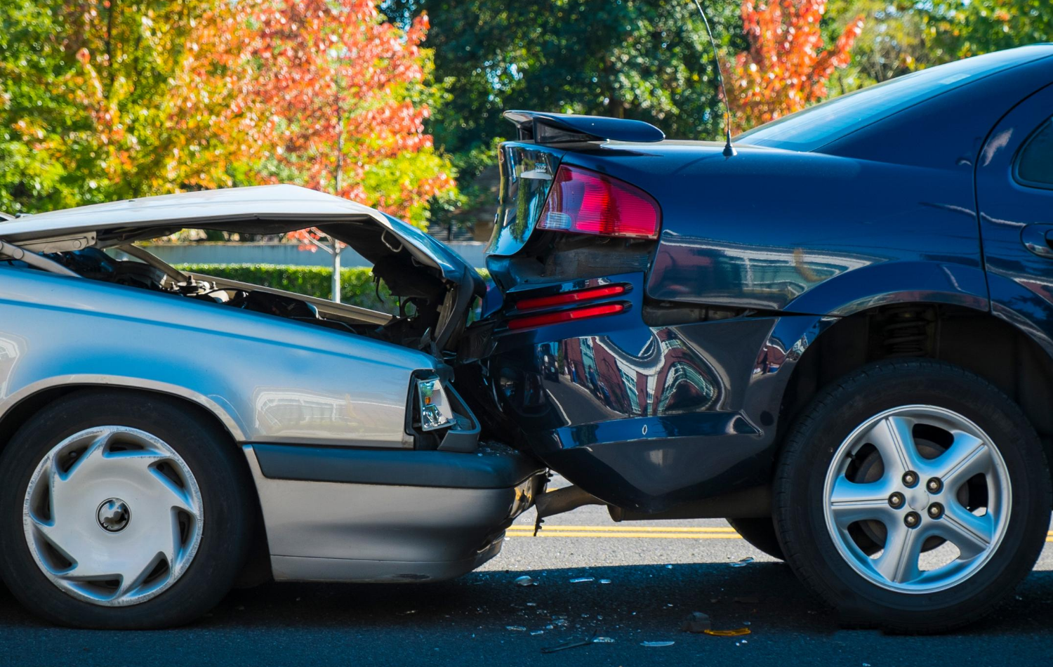 What You Should Do After an Automobile Accident